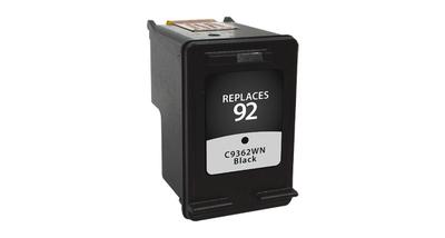HP92 C9362WN ---BLACK (Item#72)... (INK REFILL)